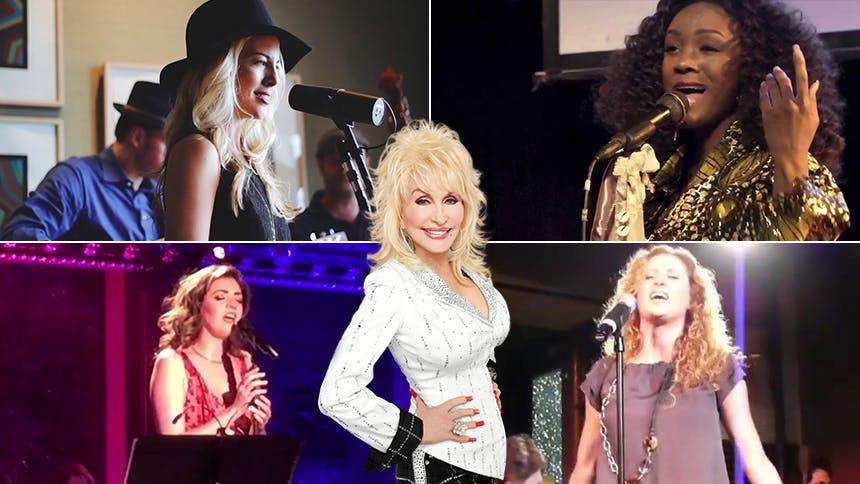 """5 Fierce Broadway Singers Cover Dolly Parton's """"Jolene"""""""