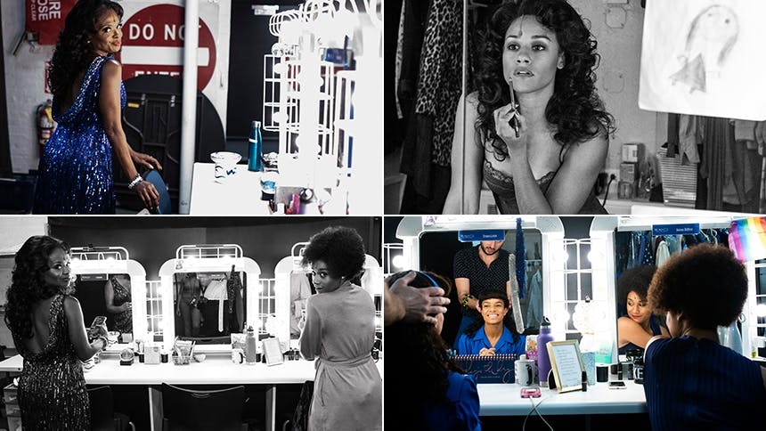 Exclusive Photos! Go Backstage at Broadway's Summer: The ...