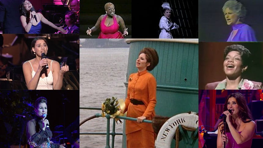 "12 Favorite Non-Barbra ""Don't Rain on My Parade"" For the ..."