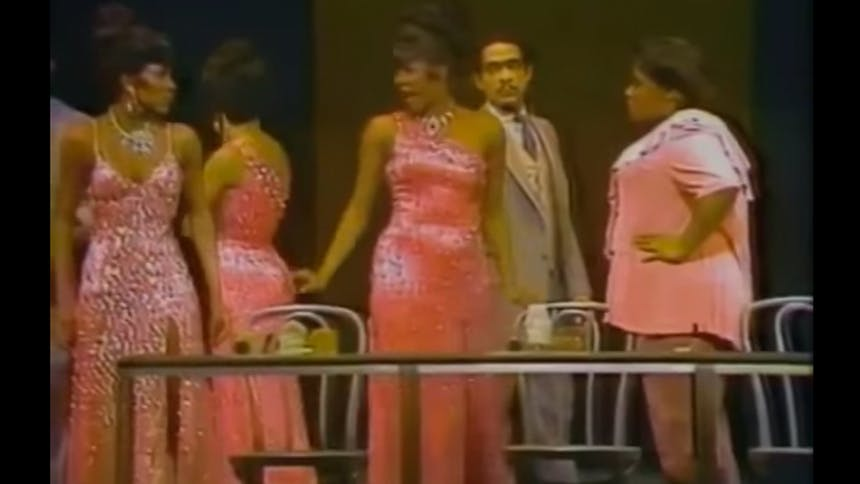 Hot Clip of the Day: Let's Talk About Jennifer Holliday's...