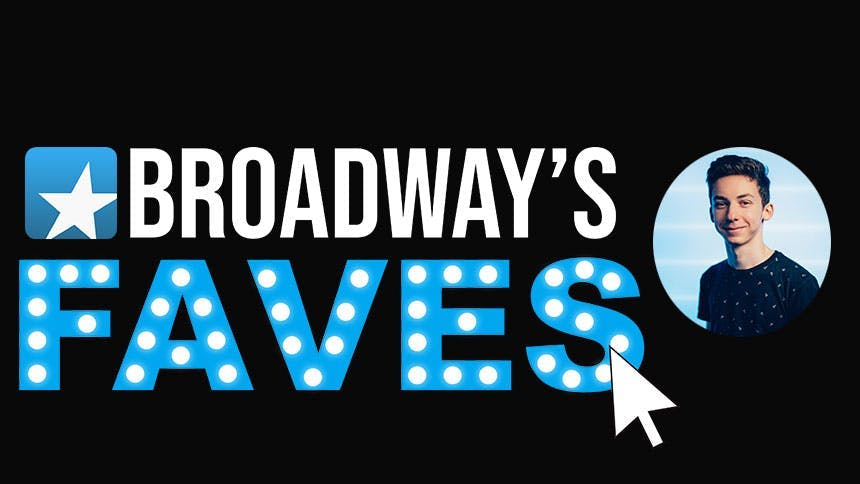 Broadway's Faves: Andrew Barth Feldman Launches Our New Ser…