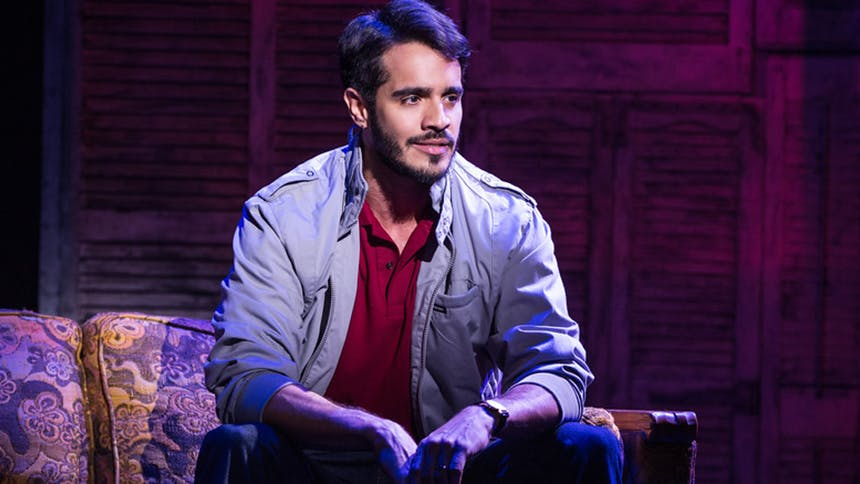 Five Times We Live for Loving Ektor Rivera in On Your Feet!