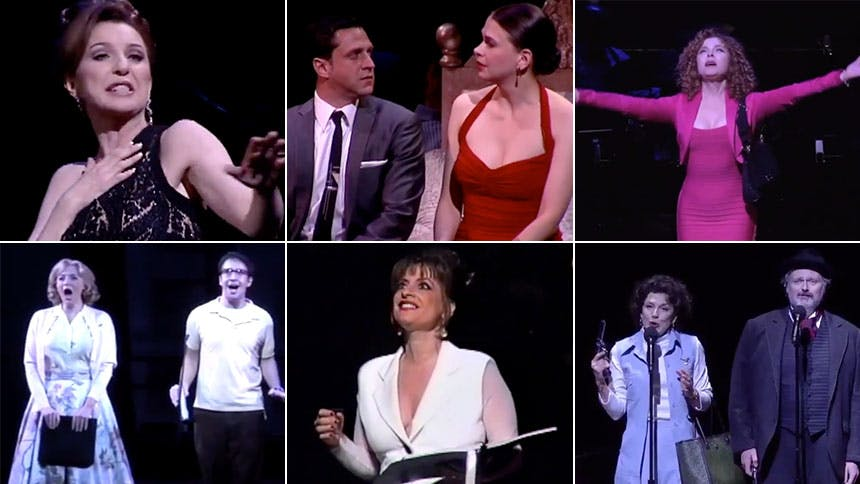 Encores! City Center Cancels Upcoming Productions But Opens…