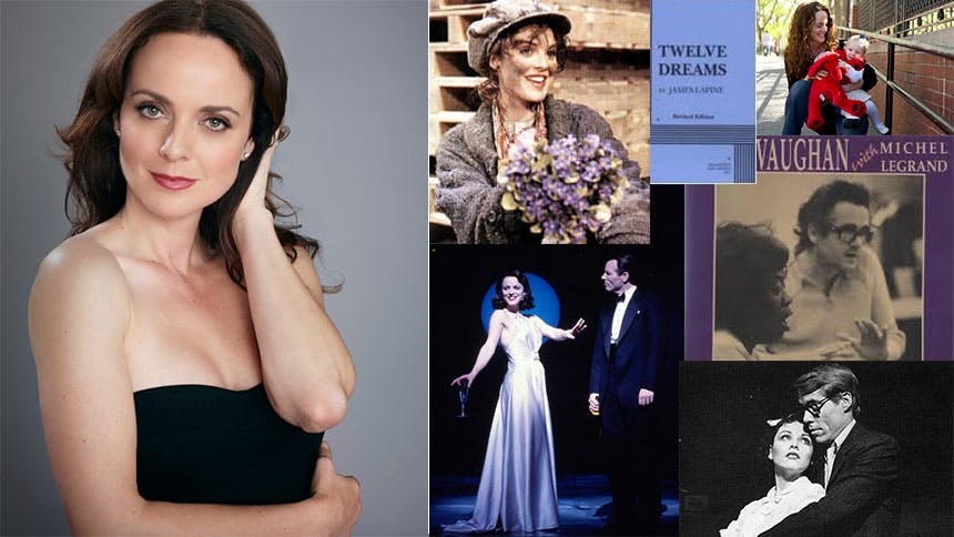 Melissa Errico Gives a Glimpse of the Glorious Show Biz Tal…