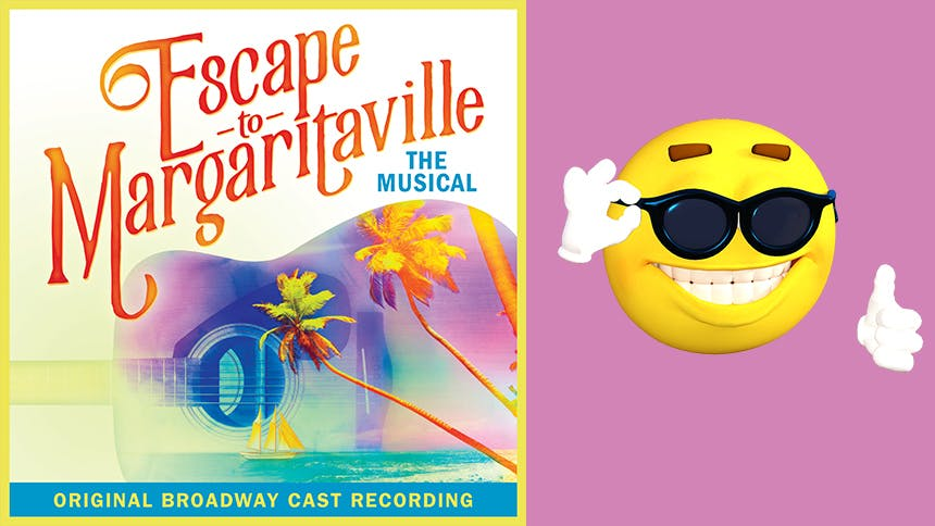 Escape to Margaritaville Cast Recording Is the Dose of Summ…