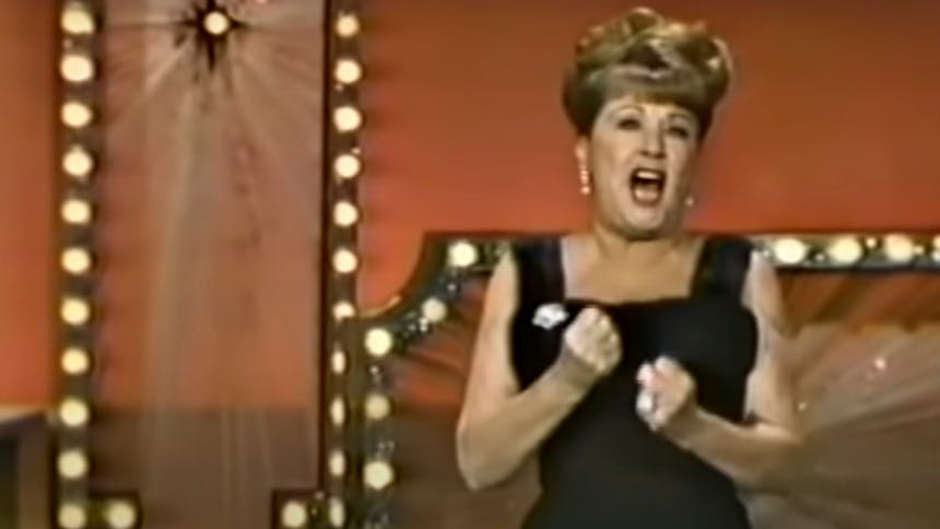 "5 GYPSY Ethel Merman Appearances ""Some People"" Will Like!"