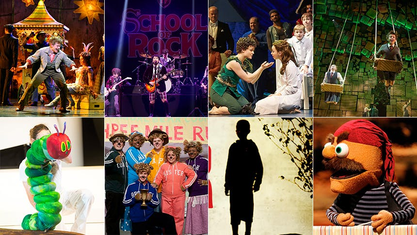 A Guide to Eight Broadway and Off-Broadway Shows Perfect ...
