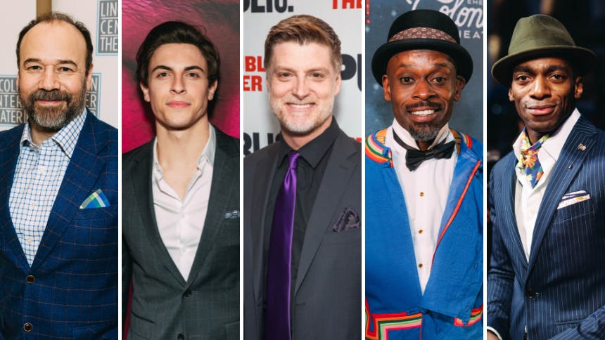 5 Fantastic Featured Actor in a Musical Clips From The 2020…