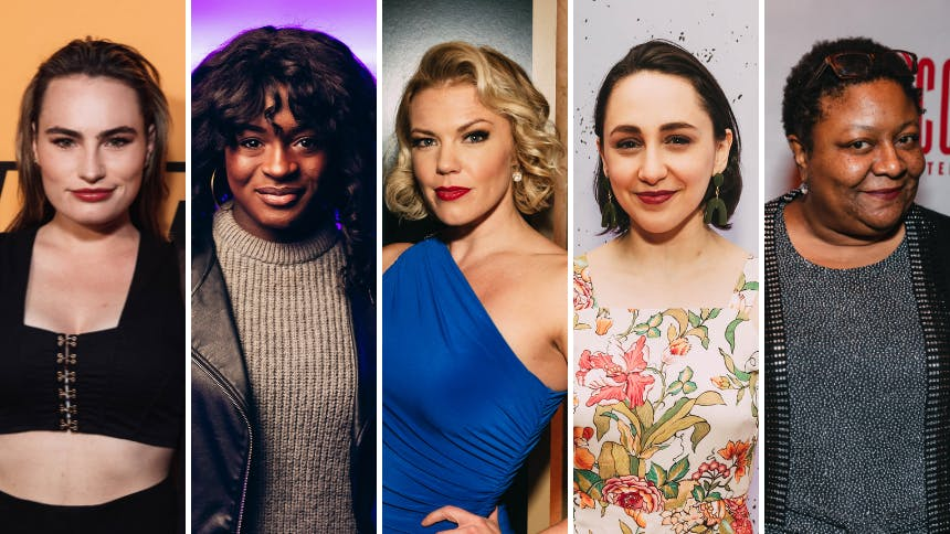 5 Fabulous Featured Actresses in A Musical 2020 Tony Award …