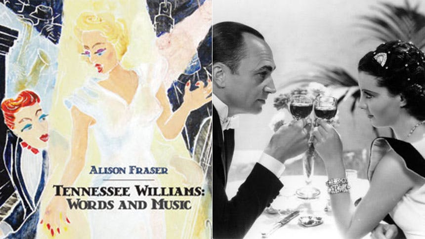 Alison Fraser's Tennessee Williams: Words and Music Is a ...