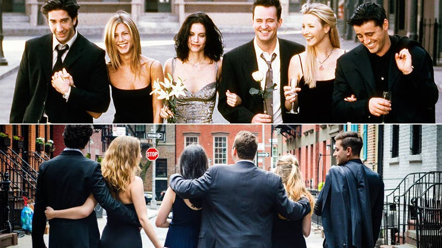 The Friends Musical Parody Is Coming to NYC & Here's A Look…