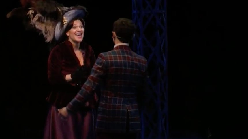 Hot Clip of the Day: A Full First Look at Shoshana Bean a...
