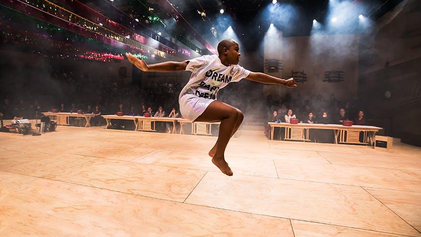 Five Dance Videos of Oklahoma Showstopper Gabrielle Hamilton