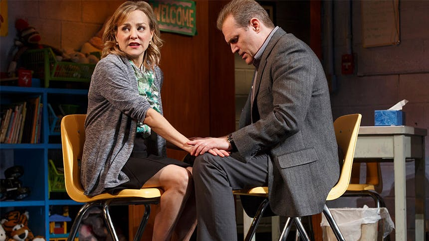 Five Burning Questions with Hand to God Tony Nominee Gene...