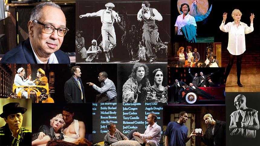 The Iceman Cometh Director George C. Wolfe's Broadway Caree…