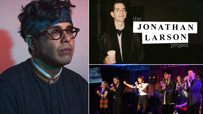 "Exclusive First Listen! George Salazar Performs ""Pura Vid..."