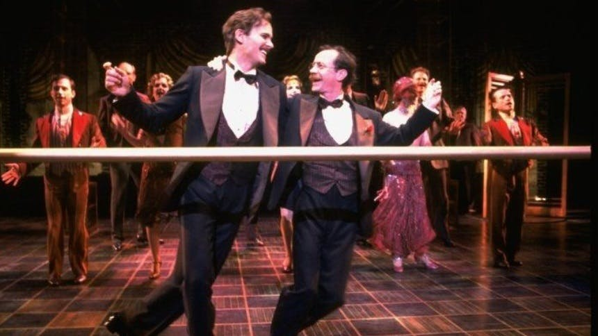 """Hot Clip of the Day: Broadway's Grand Hotel? """"I'd Like To S…"""