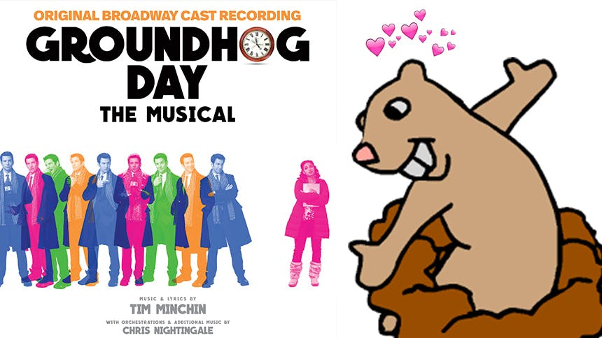 Groundhog Day Is the Must-Own Cast Recording of the Spring