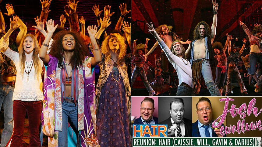 Josh Lamon Hosts a Hair Revival Reunion Tonight with Creel,…