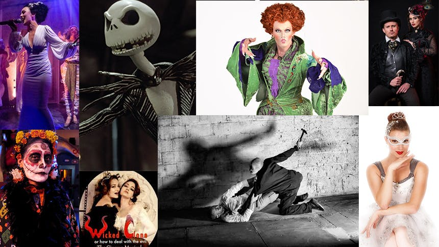 Halloween in NYC? Here Are 10 Shows & Events That Should Be…