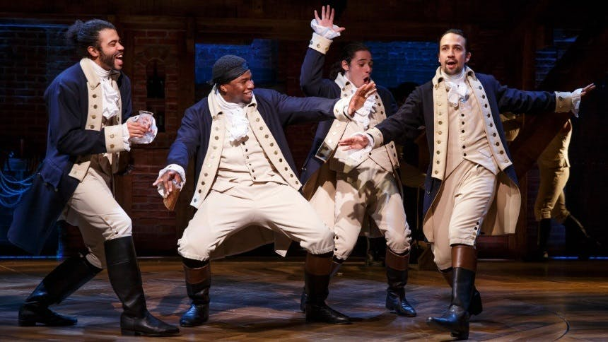 Hot Clip of the Day: HAMILTON in 3 Minutes with Lin-Manuel …