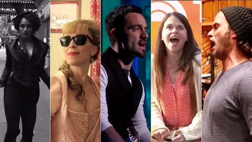Five Videos From the Week on Broadway That Gave Us All Kind…
