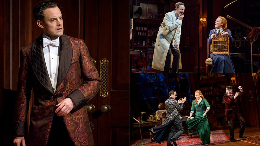 Five Burning Questions with My Fair Lady Tony Nominee Har...