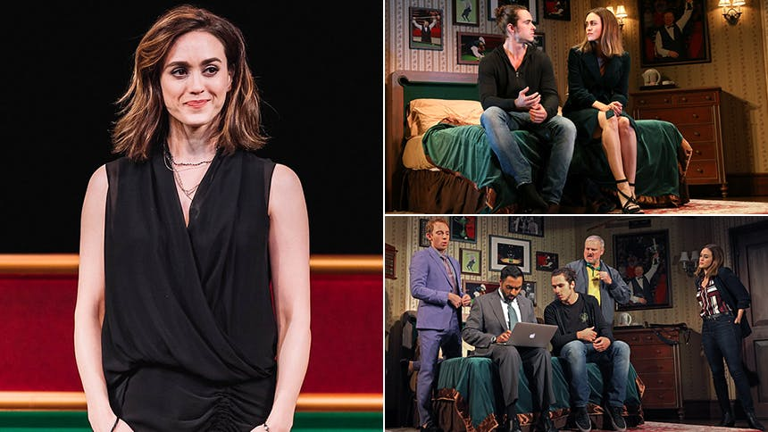 Heather Lind Takes on Seven Questions about Broadway's Th...