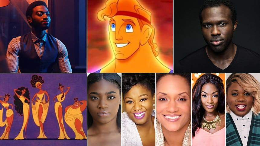 Dream Casting Hercules & The Muses for the Upcoming Hercu...