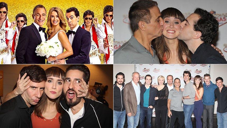 Honeymoon in Vegas' Stars & Creators Create Their Own Cle...