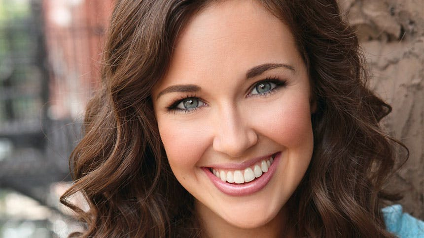 Five Burning Questions with Newsies' Leading Lady Liana Hunt