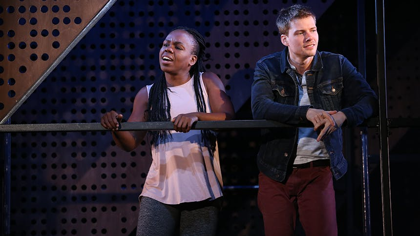 Hunter Parrish Takes On Seven Questions About Good Grief, T…