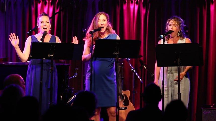 Watch Kara Lindsay, Jennifer Lorae, and Kristine Reese Belt…