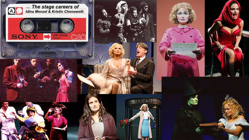 Friday Playlist: The Stage Careers of Tony Winners Kristi...