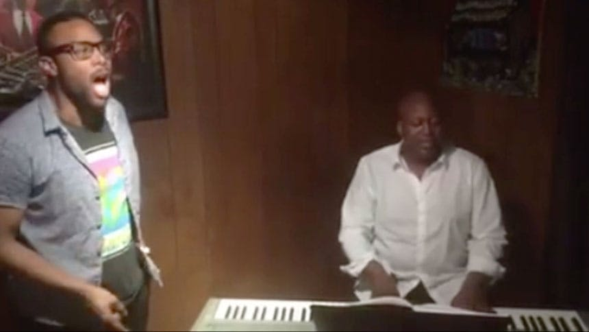Hot Clip of the Day: Maurice Murphy & Tituss Burgess Take...