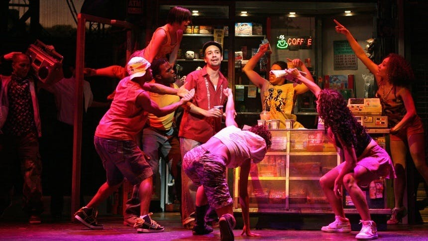 """Hot Clip of the Day: """"Non-Stop"""" Since 2008! In The Heights …"""