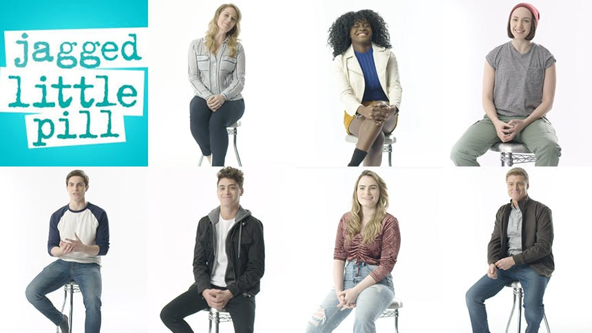 The Cast of Broadway's Jagged Little Pill Recalls Their F...