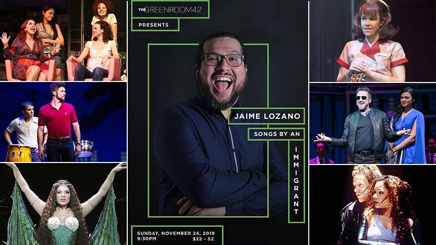 Friday Playlist: Jaime Lozano Celebrates National Hispani...