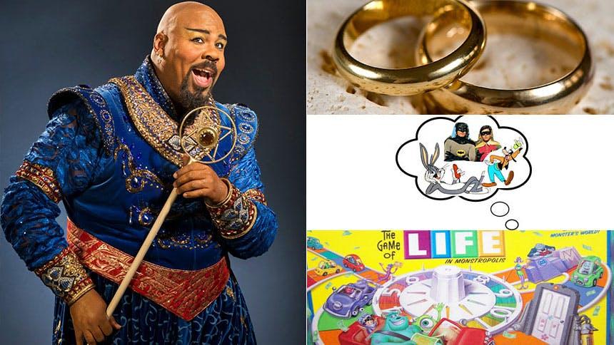 Aladdin's James Monroe Iglehart Shares The Three Magical ...