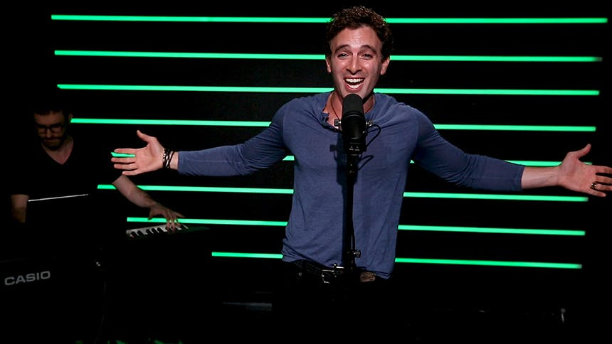 The Cher Show Star Jarrod Spector Performs Three Musical ...