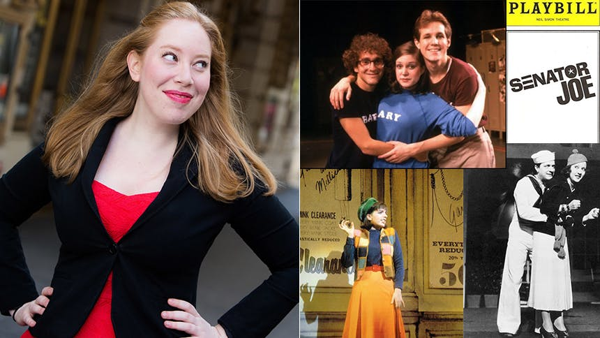 Broadway Time Machine:  Jennifer Ashley Tepper Talks Iconic…