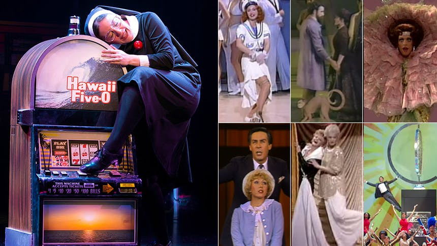 Disaster! Tony Nominee Jennifer Simard Counts Down Her 10...