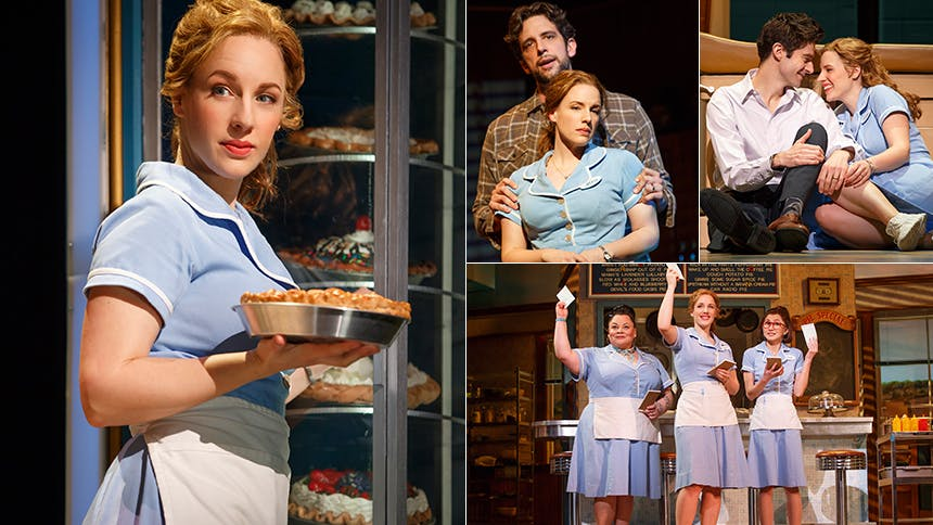 Five Burning Questions with Waitress Star Jessie Mueller