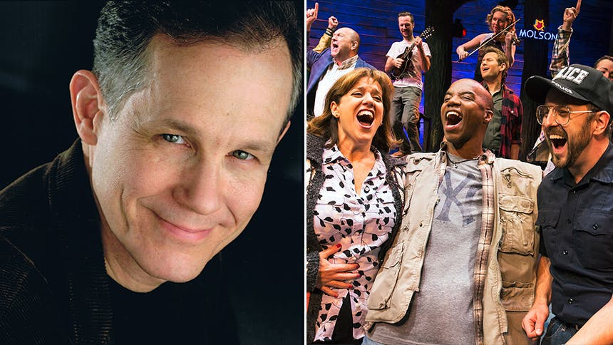 Jim Walton Takes on Seven Questions About Come From Away,...