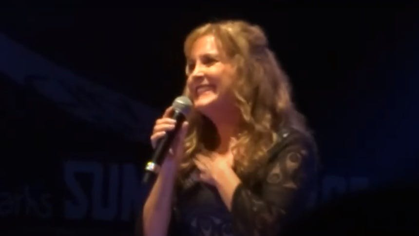 "Hot Clip of the Day: Jodi Benson's ""Disneyland"" Is Carrying…"