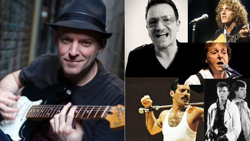 Joe Cassidy Talks Freddie Mercury, Pink Floyd, Bono & Oth...
