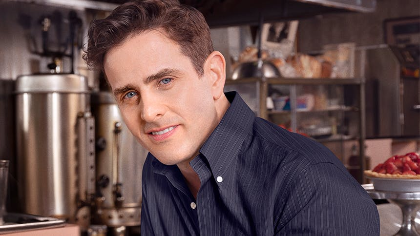 Six Times Waitress Star Joey McIntyre Covered Broadway Sh...