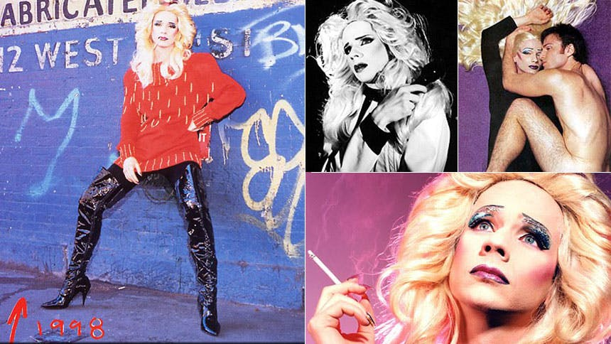 #TBT A Treasure Trove of John Cameron Mitchell in Hedwig an…
