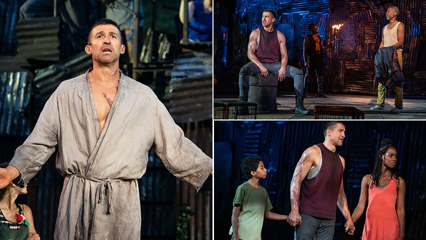 Five Burning Questions with Shakespeare in the Park's Corio…