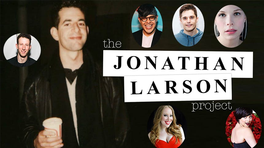 My First Time: The Stars of The Jonathan Larson Project Rec…